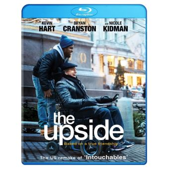The Upside NL Bluray