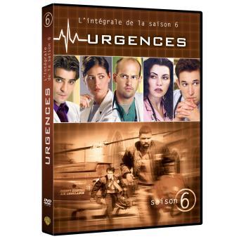 UrgencesUrgences Coffret intégral de la Saison 6 - DVD