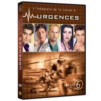 Urgences Coffret intégral de la Saison 6 - DVD