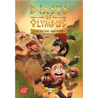 Beasts of OlympusL'école des Centaures