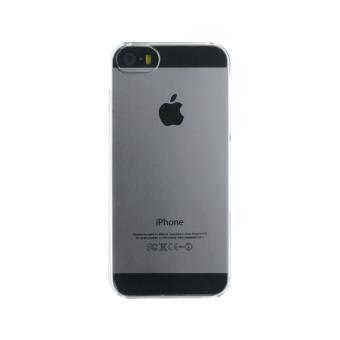 Coque Blueway en silicone pour iPhone 5 5s SE Transparente