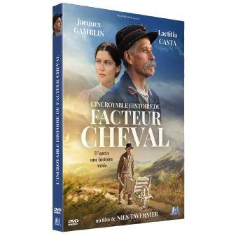 L'incroyable histoire du facteur Cheval DVD