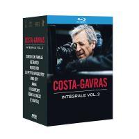 Coffret Costa-Gavras Volume 2 Blu-ray