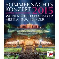 Sommernachtskonzert 2015 Summer night concert 2015 Blu-ray