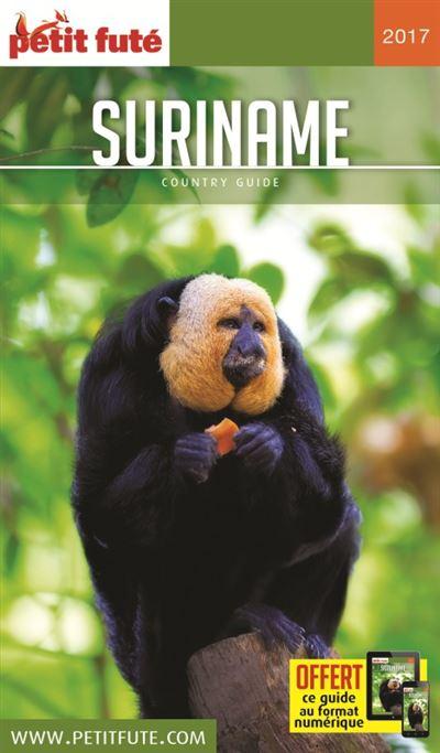 Suriname 2017 petit fute + offre num