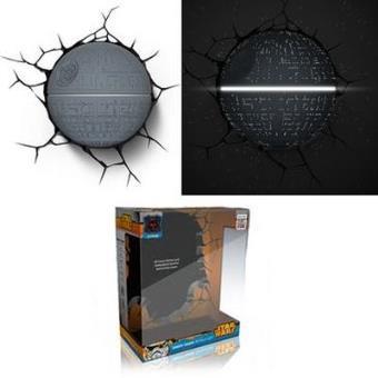 Lampe Decorative 3d Star Wars Etoile Noire Autre Produit Derive