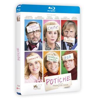 Potiche Blu-ray