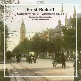 Symphonie No.3 ∙ Variations op. 24