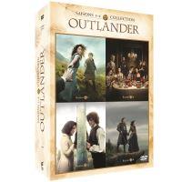 Coffret Outlander Saisons 1 à 4 DVD