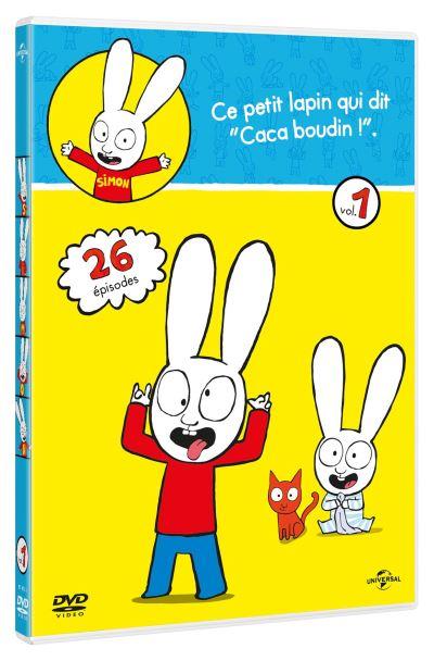 Simon Saison 1 Volume 1 Caca Boudin Dvd