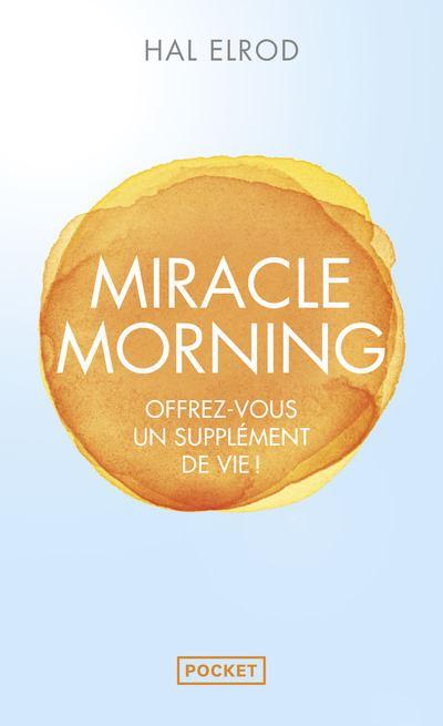 """Résultat de recherche d'images pour """"miracle morning"""""""