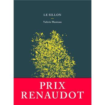 Le sillon Prix Renaudot 2018