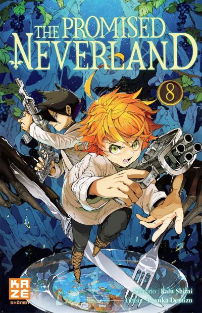 The Promised Neverland T08 - 9782820337221 - 4,99 €