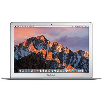 "Apple MacBook Air 13.3"" Intel Core i5 1.8GHz 8Go RAM 128Go SSD HD Graphics 6000 Argent"