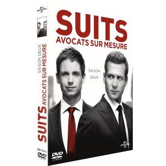 SuitsSuits - Coffret intégral de la Saison 2