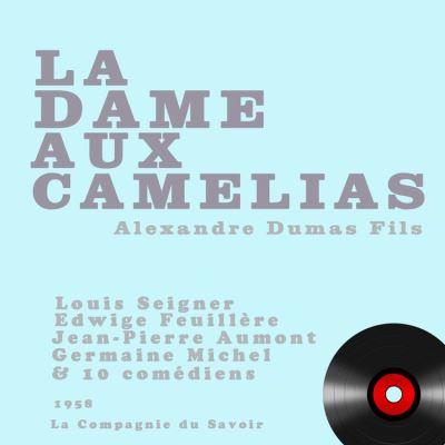 La dame aux camélias - 9782821104679 - 15,00 €