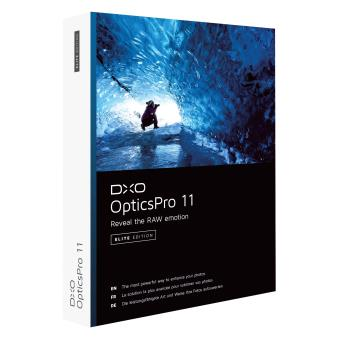 DxO OpticsPro 11 Edition Elite
