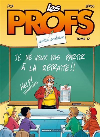 Les Profs - Sortie scolaire