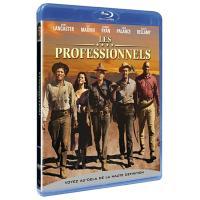 Les Professionnels - Blu-Ray