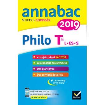 annabac philo terminale s