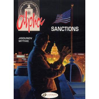 AlphaAlpha - tome 4 Sanctions