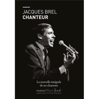 Jacques Brel chanteur
