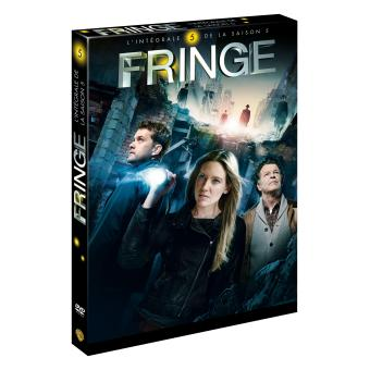 FringeCoffret intégral de la Saison 5 - DVD
