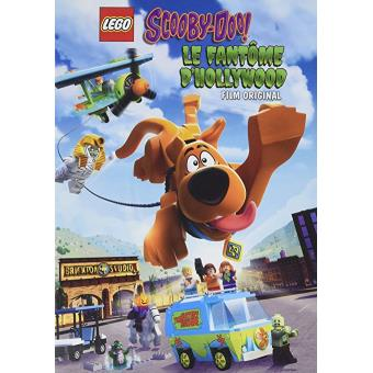 Lego Scooby : haunted Hollywood DVD