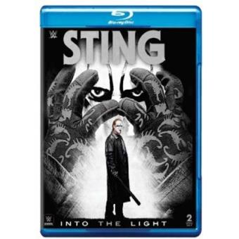 WWE Sting Into the Light Blu-ray