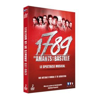 1789 les amants de la bastille dvd