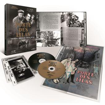 Porte des Lilas Edition Prestige Limitée Numérotée Combo Blu-ray DVD