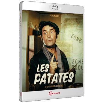 Les patates Blu-ray