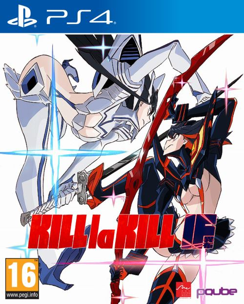 Kill la Kill IF PS4