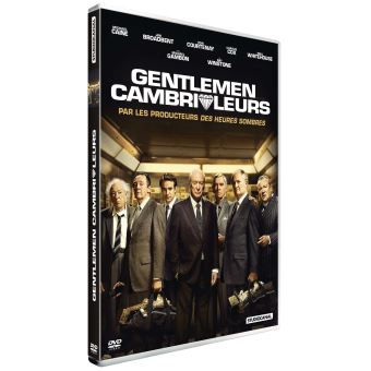 Gentlemen cambrioleurs DVD