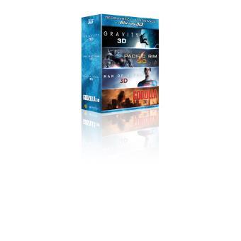 Godzilla, la trilogieBlockbusters Collection 3D