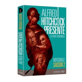 Alfred Hitchcock présenteAlfred Hitchcock présente Saison 2 DVD