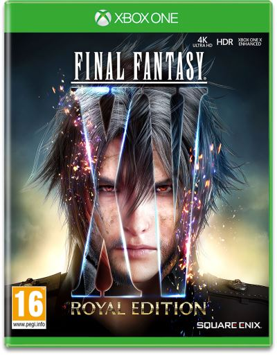 Final Fantasy XV Edition Royale Xbox One