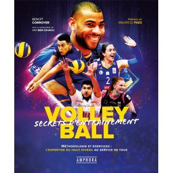 Volley ball - Secrets d'entraînement