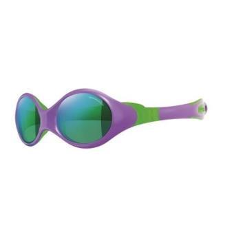Lunettes de soleil Enfant Julbo Looping 2 Violette et verte ... bb42b682aa53