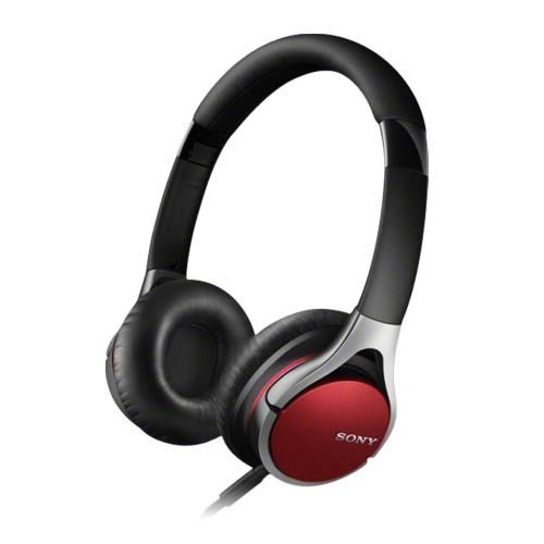 Casque Sony MDR10RC Rouge