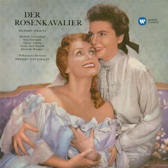 Strauss : Le Chevalier à la rose Coffret Edition deluxe