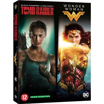 Tomb raider/wonder woman