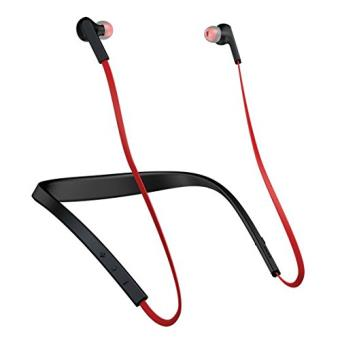 Jabra Halo Smart Bluetooth Stereo Headset - Red