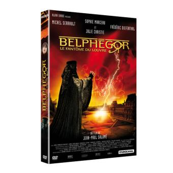 Belphégor, le fantôme du Louvre DVD