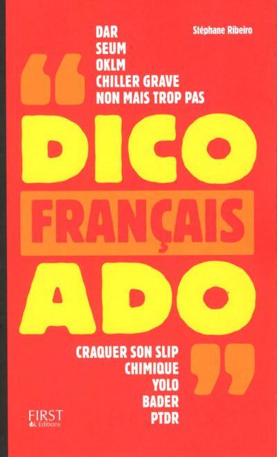 Dico français ado -poche-