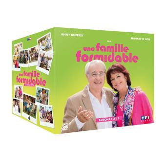 Une famille formidableUne famille formidable Saisons 1 à 12 Coffret DVD