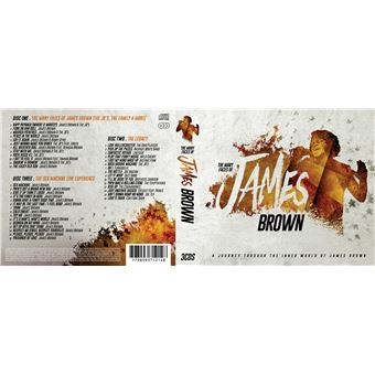 MANY FACES OF JAMES BROWN/3CD