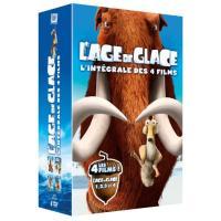 Coffret L'Âge de Glace L'Intégrale Edition spéciale Fnac DVD