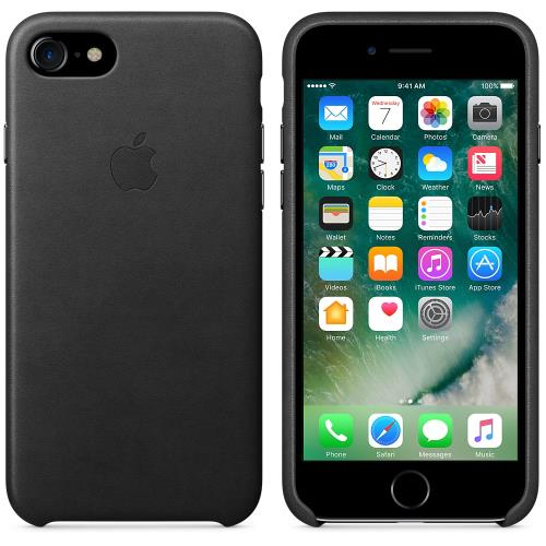 coque cuir apple iphone 7