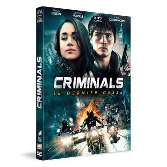 Criminals DVD